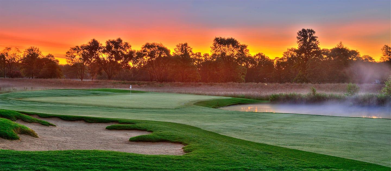 raymond hearn golf course design flosmoor