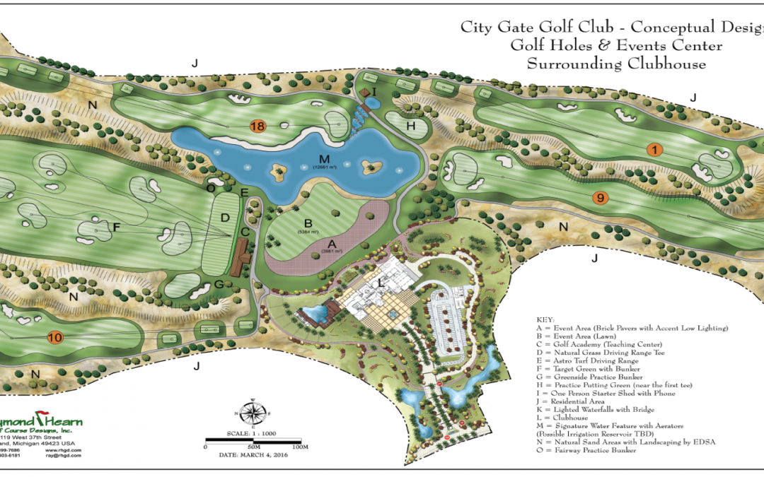 City Gate Golf Club