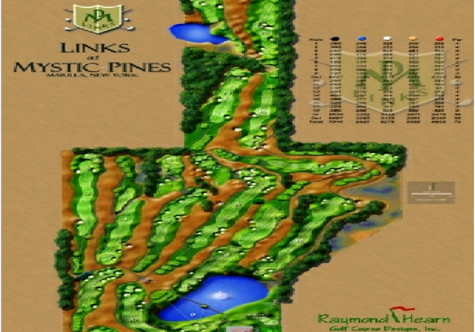 Links at Mystic Pines Golf Club