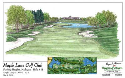 Maple Lane Golf Course, 1924