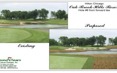 Hilton Chicago Oak Brook Hills Resort