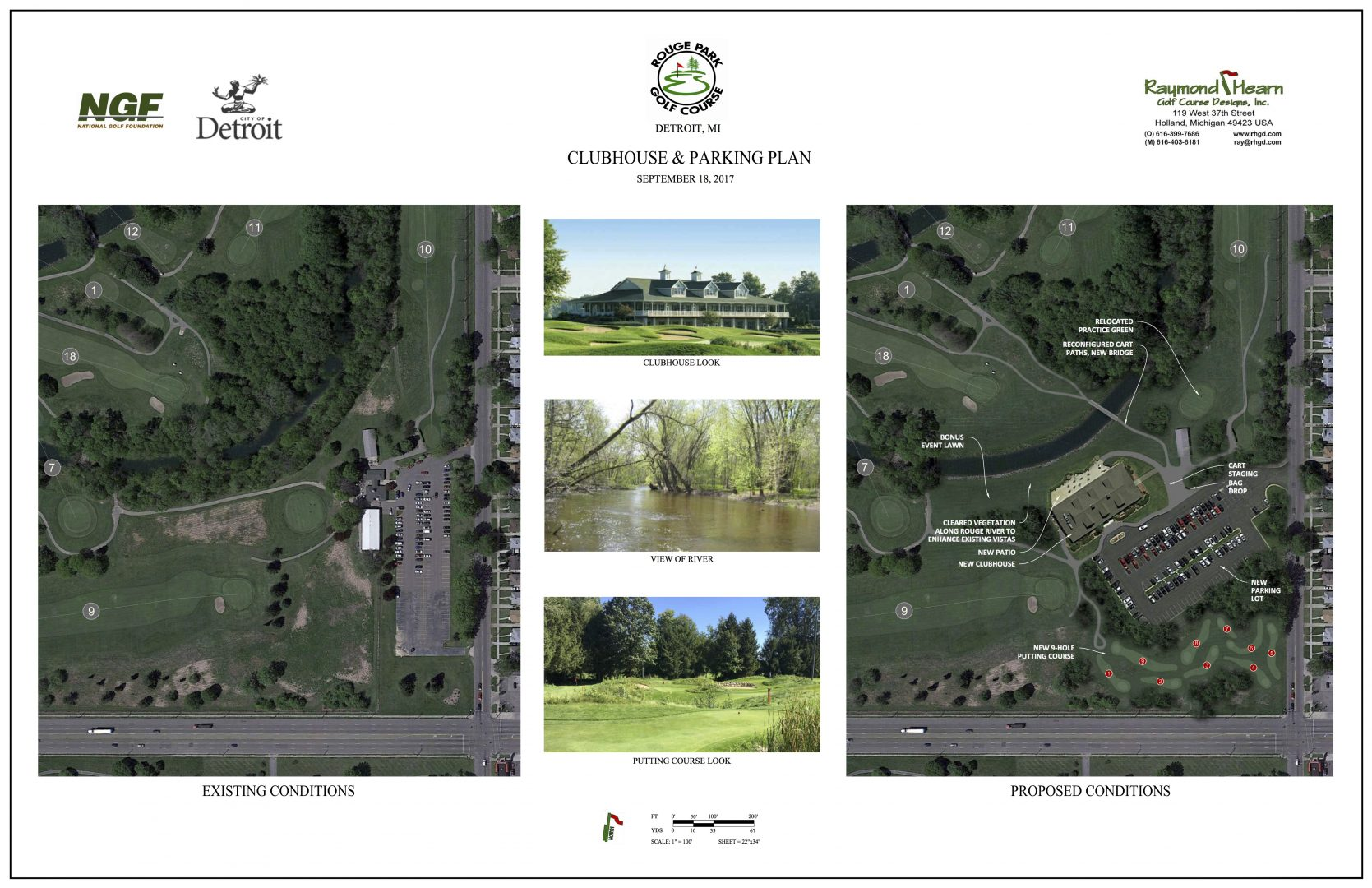 Rouge Park Municipal Golf Course | Raymond Hearn Golf Course