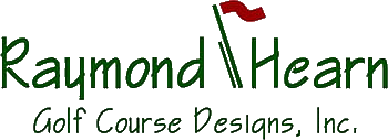 Raymond Hearn Golf Course Designs